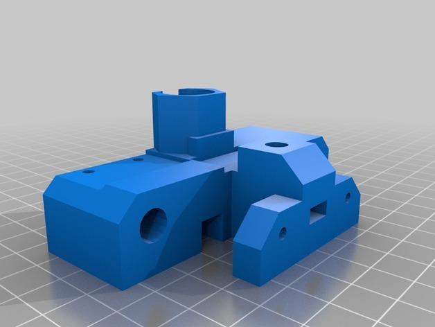 RepRap TinkerBot 3D打印机 3D模型  图17