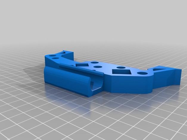RepRap TinkerBot 3D打印机 3D模型  图16