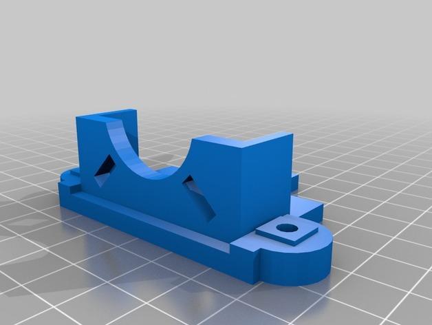 RepRap TinkerBot 3D打印机 3D模型  图20