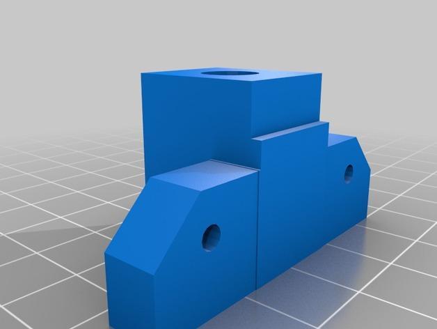 RepRap TinkerBot 3D打印机 3D模型  图23