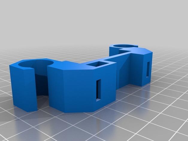 RepRap TinkerBot 3D打印机 3D模型  图22