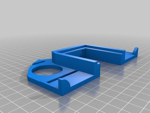 RepRap TinkerBot 3D打印机 3D模型  图24