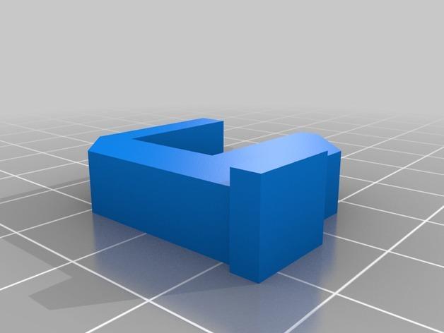 RepRap TinkerBot 3D打印机 3D模型  图25