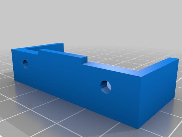 RepRap TinkerBot 3D打印机 3D模型  图26