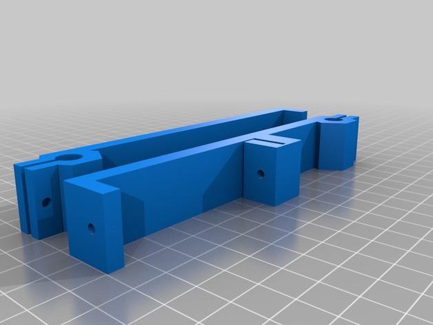 RepRap TinkerBot 3D打印机 3D模型  图28
