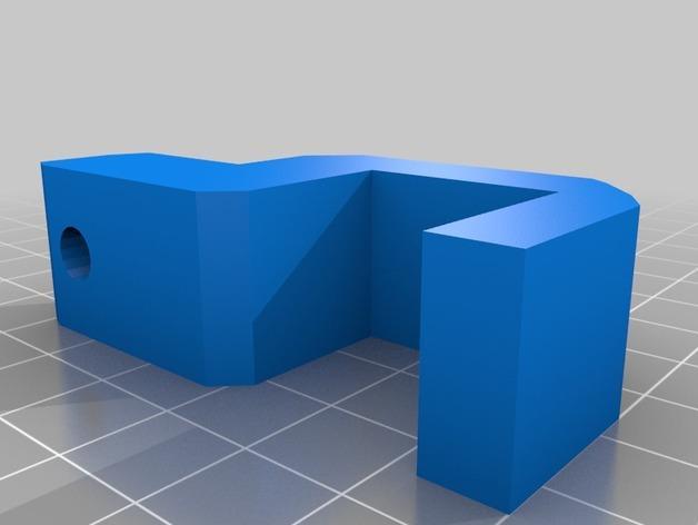 RepRap TinkerBot 3D打印机 3D模型  图29