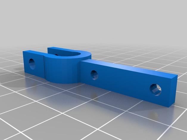 RepRap TinkerBot 3D打印机 3D模型  图30