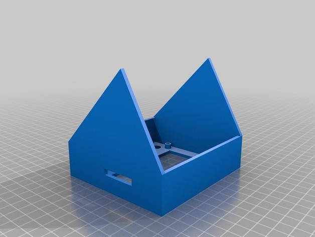 RepRap TinkerBot 3D打印机 3D模型  图31