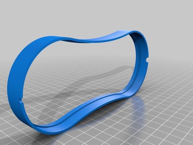 3D打印扬声器外壳 3D模型  图3