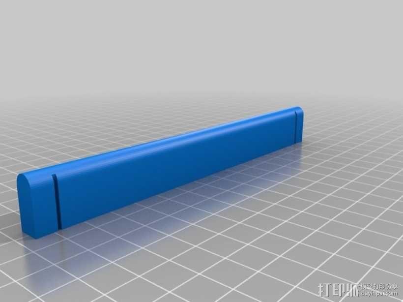 V3.2卷线架 3D模型  图6