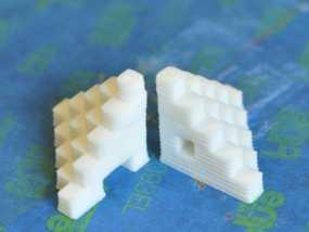 5毫米校准装置 3D模型