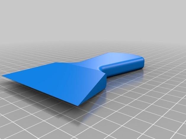 去污铲 3D模型  图1