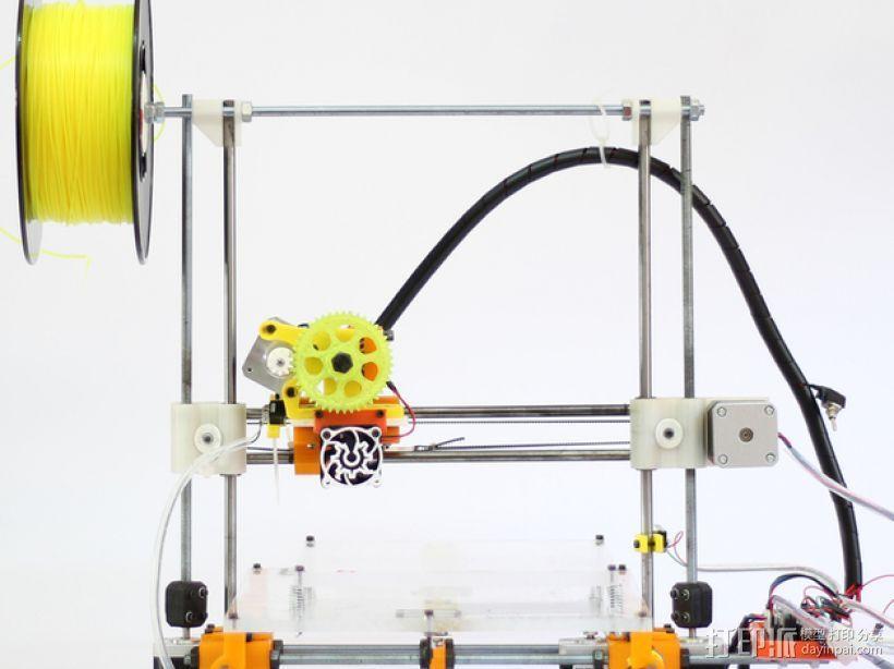 RepRap 3D打印机 3D模型  图4