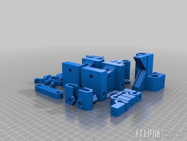 RepRap 3D打印机 3D模型  图6