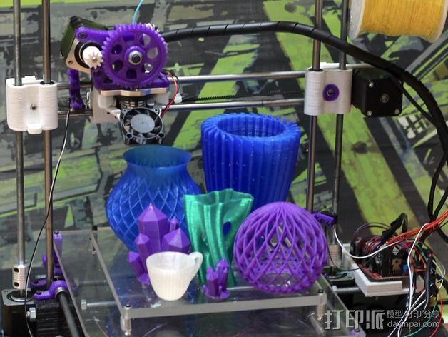 RepRap 3D打印机 3D模型  图5