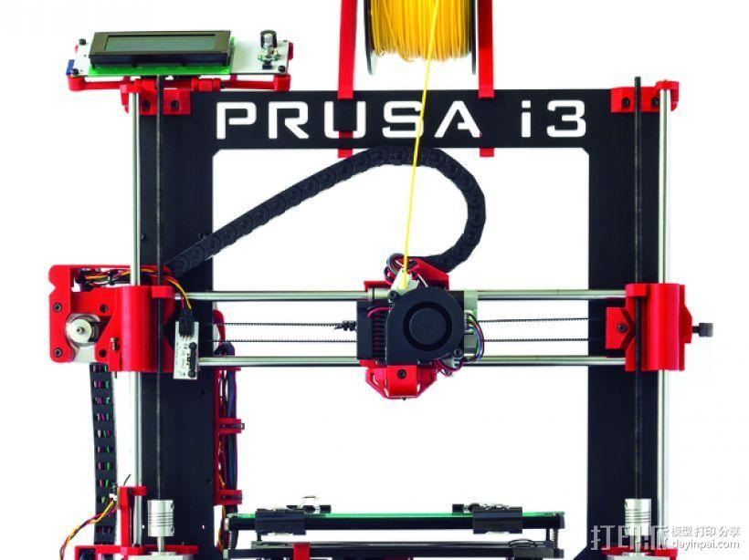 Prusa i3 Hephestos 3D打印机 3D模型  图1