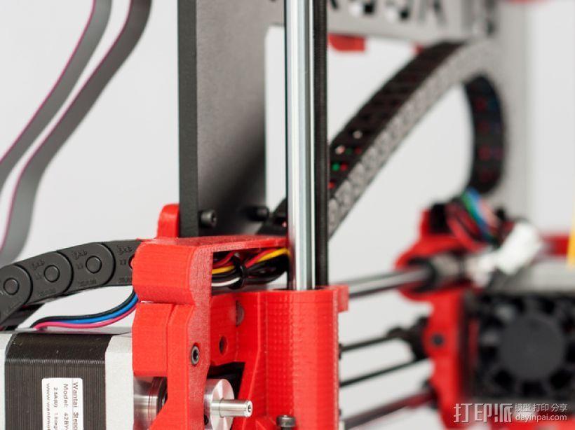Prusa i3 Hephestos 3D打印机 3D模型  图10