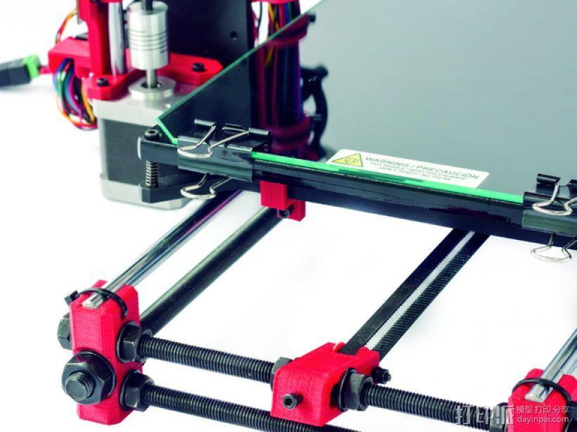Prusa i3 Hephestos 3D打印机 3D模型  图12