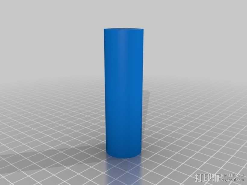 Prusa i3 Hephestos 3D打印机 3D模型  图18