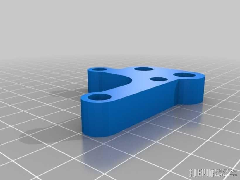 Prusa i3 Hephestos 3D打印机 3D模型  图27