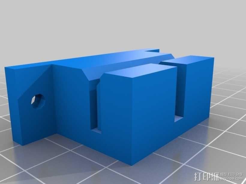 Prusa i3 Hephestos 3D打印机 3D模型  图29