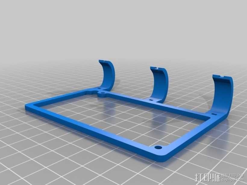 Prusa i3 Hephestos 3D打印机 3D模型  图38