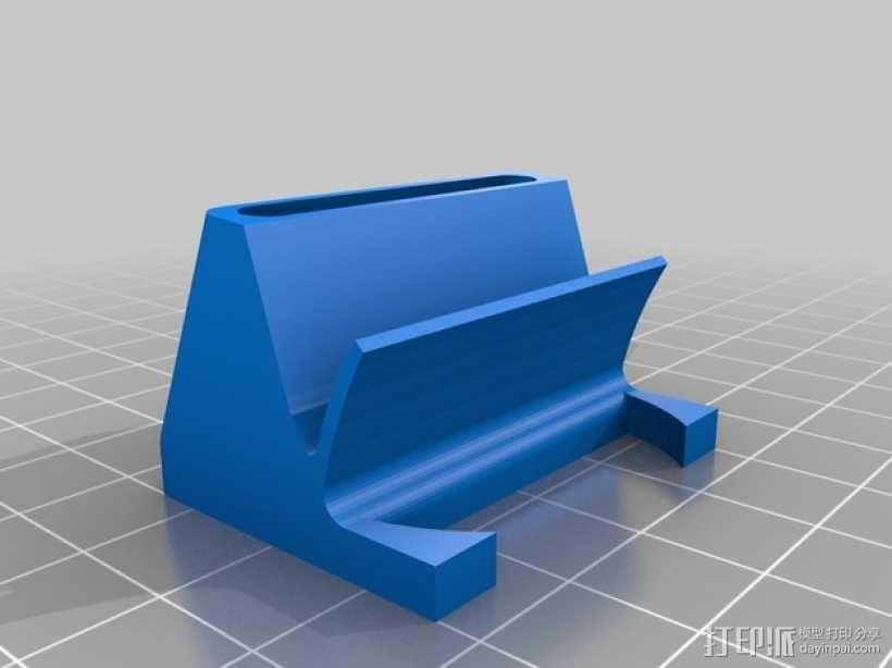 Prusa i3 3D打印机双挤出机 3D模型  图8