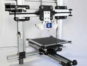MSB 3D打印机 3D模型