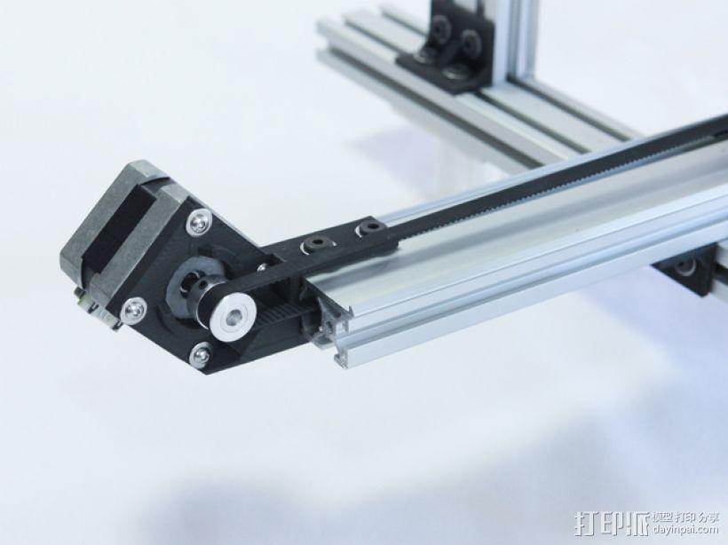 MSB 3D打印机 3D模型  图4