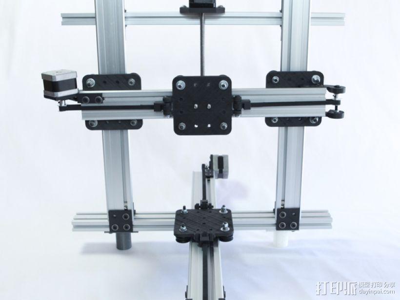 MSB 3D打印机 3D模型  图3