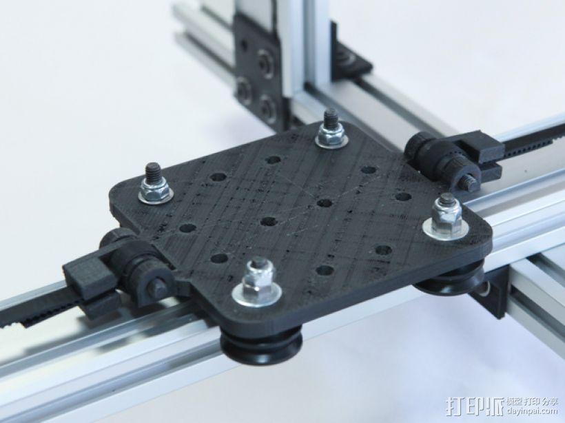 MSB 3D打印机 3D模型  图6
