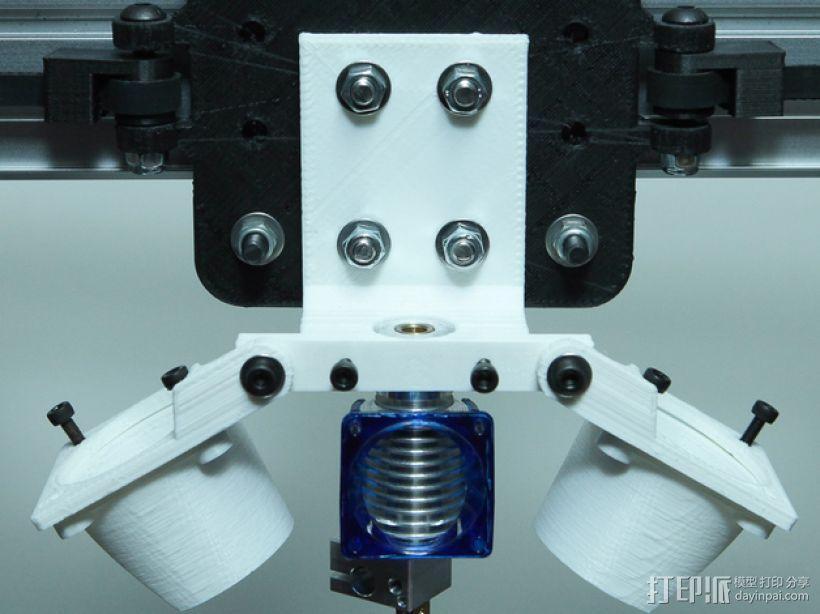 MSB 3D打印机 3D模型  图11