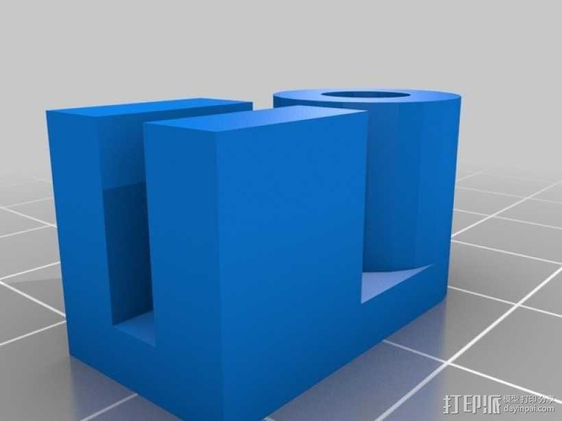 MSB 3D打印机 3D模型  图16