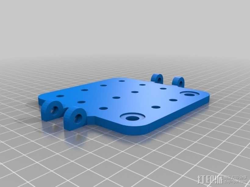 MSB 3D打印机 3D模型  图15