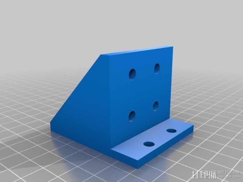 MSB 3D打印机 3D模型  图22