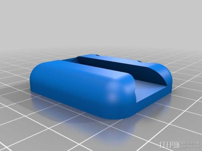 3D鲍登挤出机  3D模型  图5