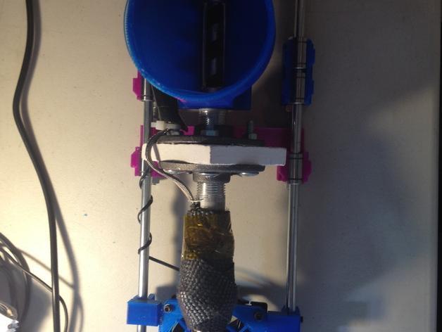 LyMan线材挤出机 3D模型  图4