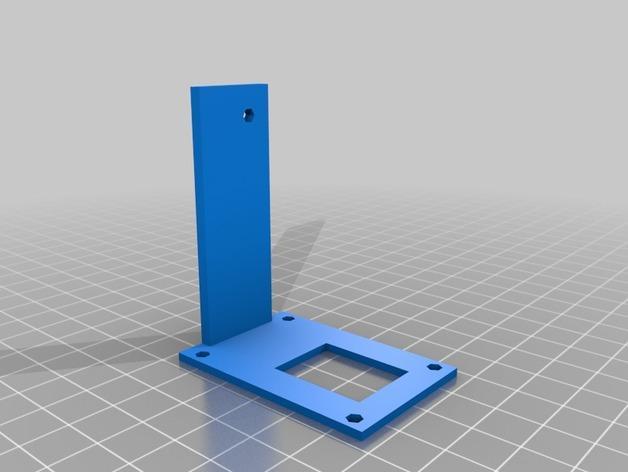 LyMan线材挤出机 3D模型  图10