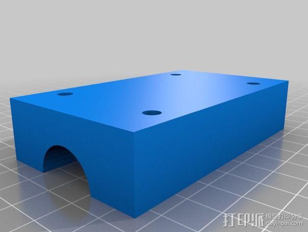 LyMan线材挤出机 3D模型  图11
