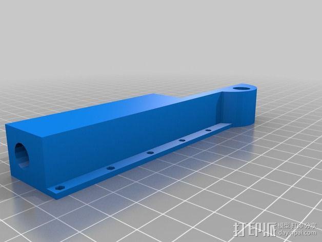 LyMan线材挤出机 3D模型  图16