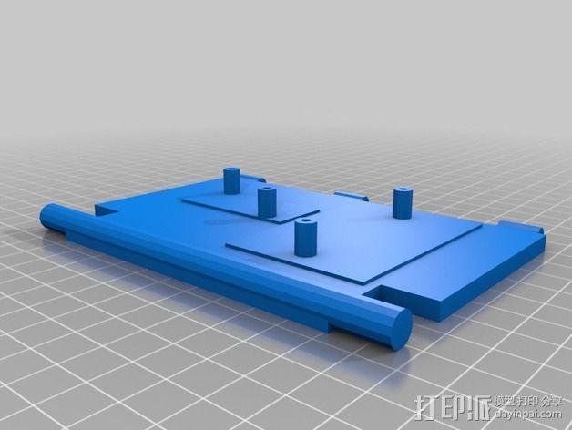 LyMan线材挤出机 3D模型  图14