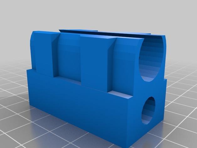LyMan线材挤出机 3D模型  图17