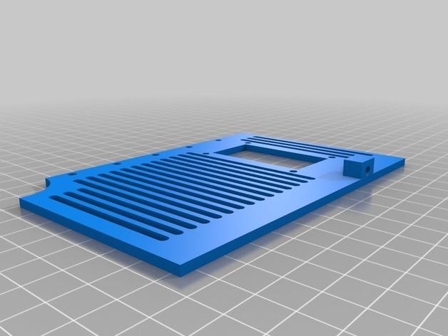 LyMan线材挤出机 3D模型  图21