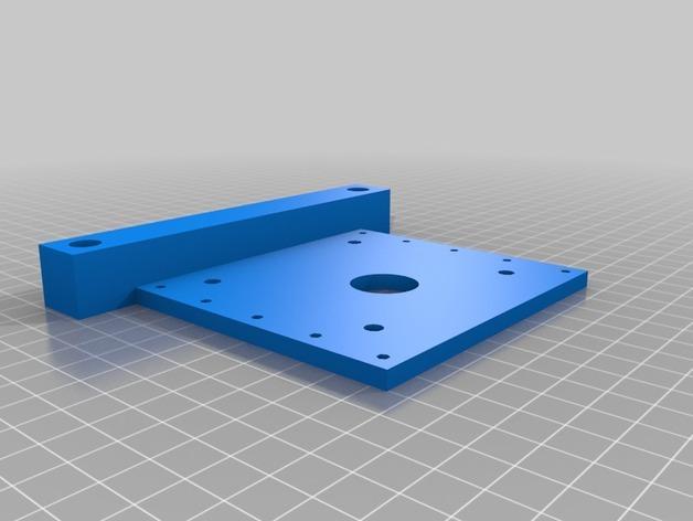 LyMan线材挤出机 3D模型  图23