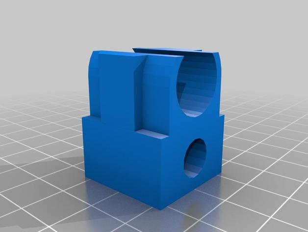 LyMan线材挤出机 3D模型  图25
