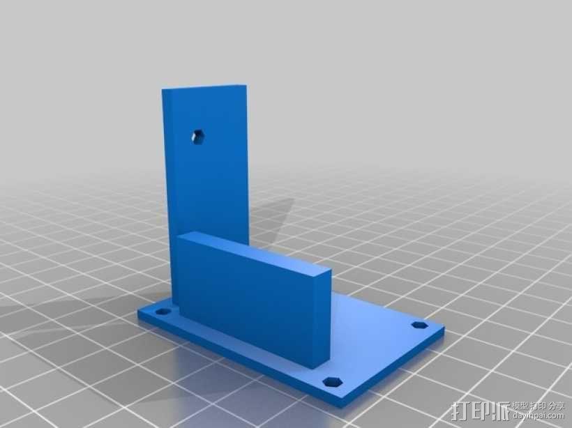 LyMan线材挤出机 3D模型  图27
