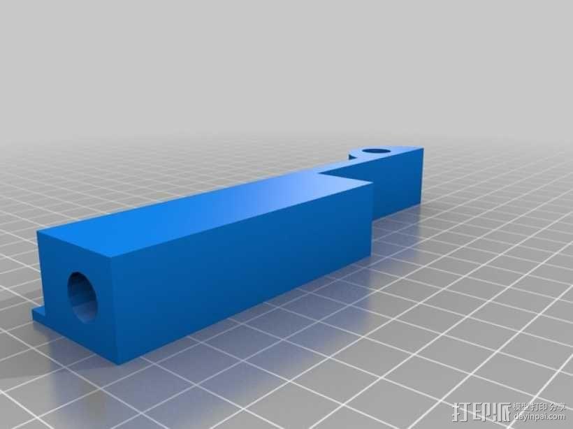 LyMan线材挤出机 3D模型  图29