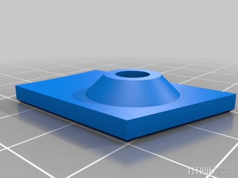 Kossel 3D打印机 3D模型  图2