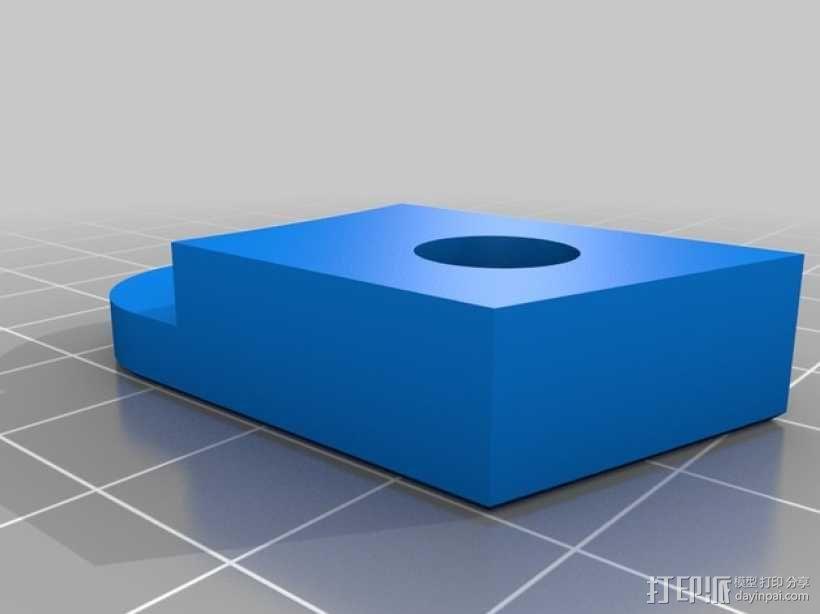 Kossel 3D打印机 3D模型  图8
