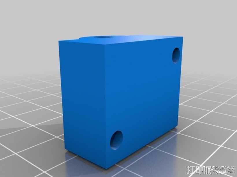 Kossel 3D打印机 3D模型  图11